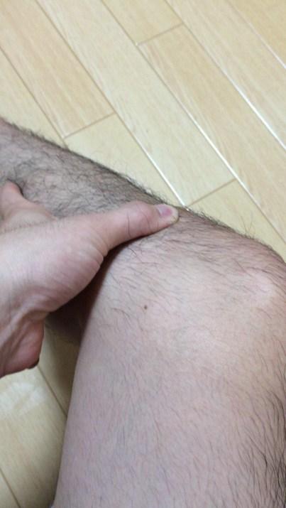 鵞足 マッサージ1