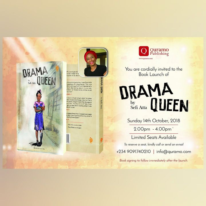 Drama Queen by Sefi Atta