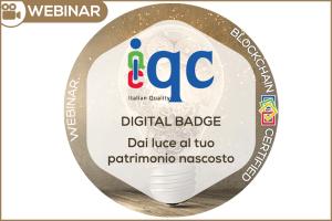 Webinar Digital Badge