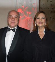 Antoine Turzi et la Princesse Caroline Murat
