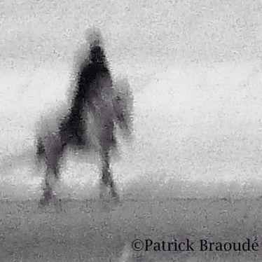 le cheval fantôme