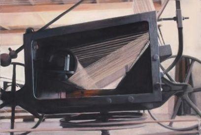 Pastel sec sur papier 100 x 67 cm 2014