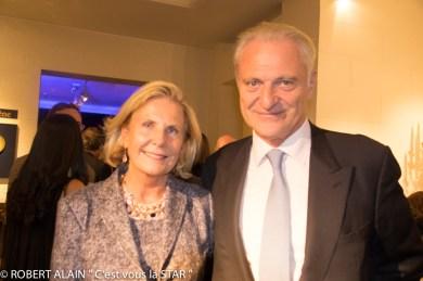 Alain et Suzanna Flammarion