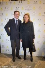 Olivier Freulon et Véronique Grange-Spahis