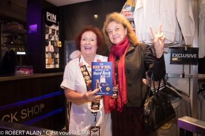 Rita Gilligan et Véronique Grange-Spahis