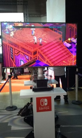 Nintendo au Grand Palais