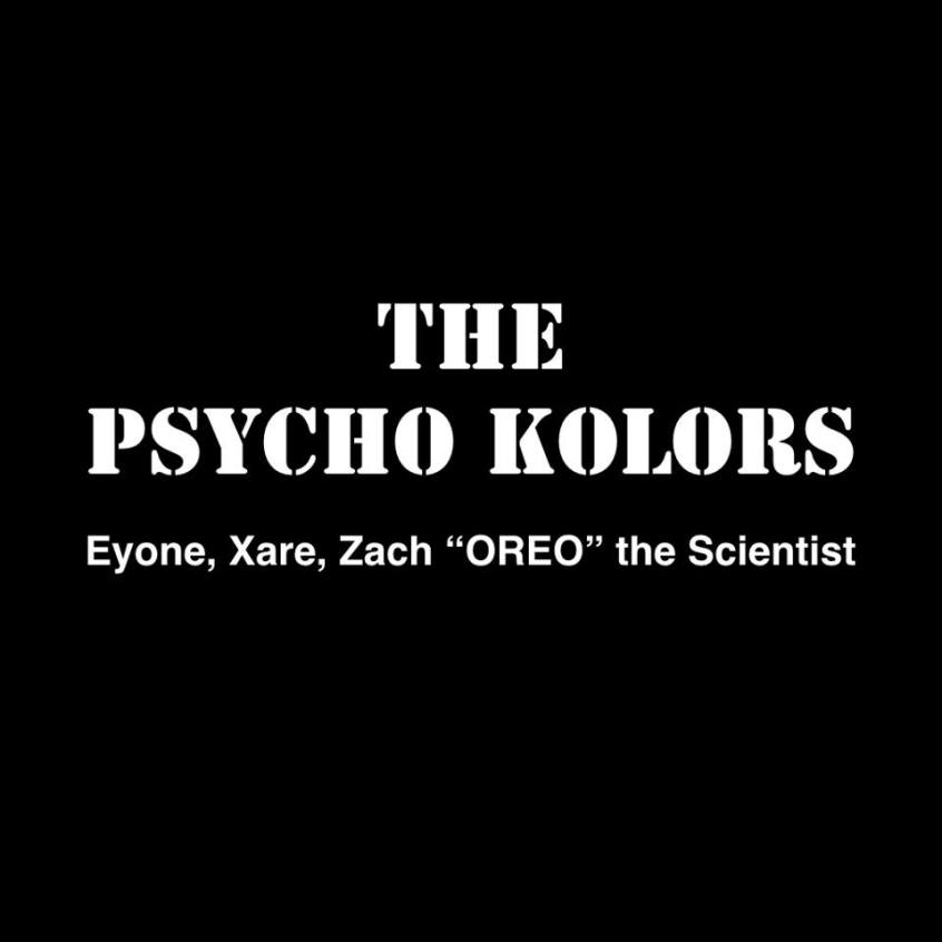The psycho Kolors