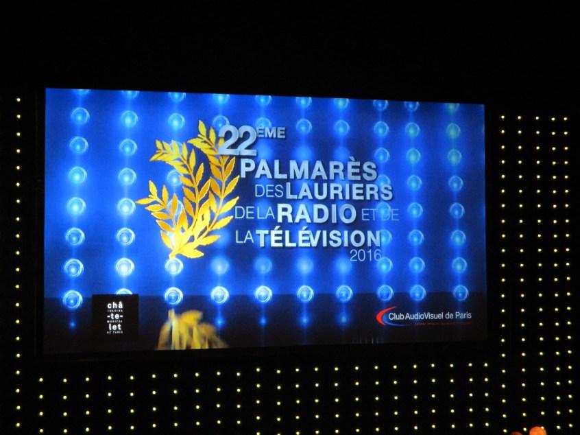 Les Lauriers d'or de la radio et de la télévision 2016