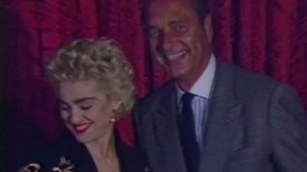 Chirac_Madonna