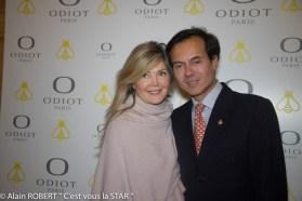 Sonia Poniatowski et Stéphane Ruffier Meray