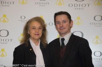 Véronique Grange-Spahis et Olivier Freulon