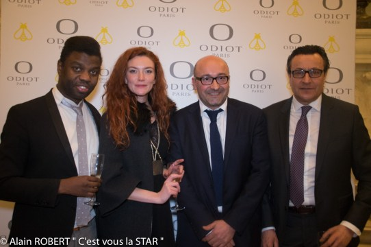 Prince Jean-Barthélémy Bokassa, Renaud Hissette, Michel Shaar