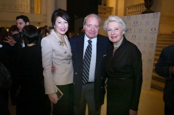 Pia Hofmann Piard, Plamen Roussev; Monique Raimond