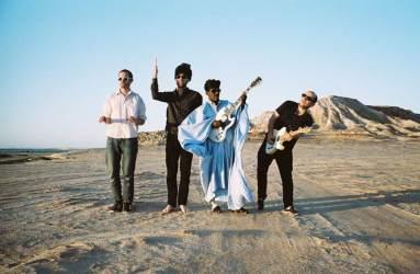 Groupe de musique Doueh & Cheveu ©Jiess Nicolet