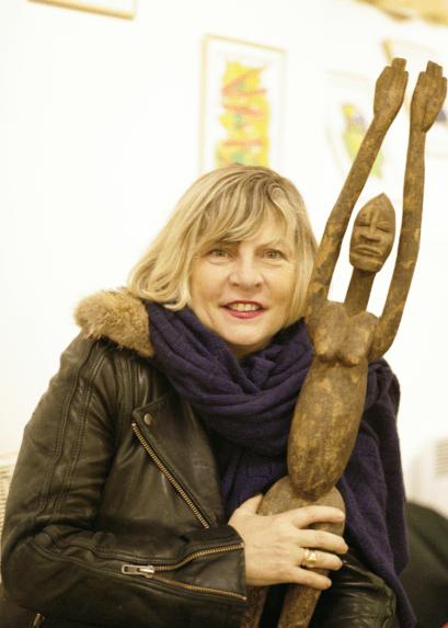sophie Sainrapt portrait