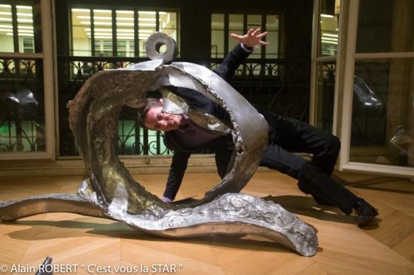 Olivier Freulon s'invite à la danse....