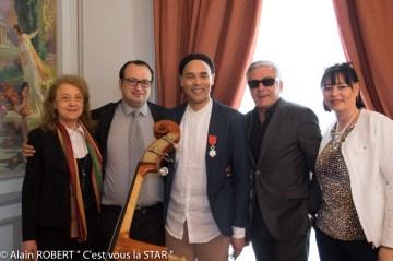Véronique Grange-Spahis, Georges Bedran, Fabrice di Falco, Pascal Carreras, Elisabeth Deshayes