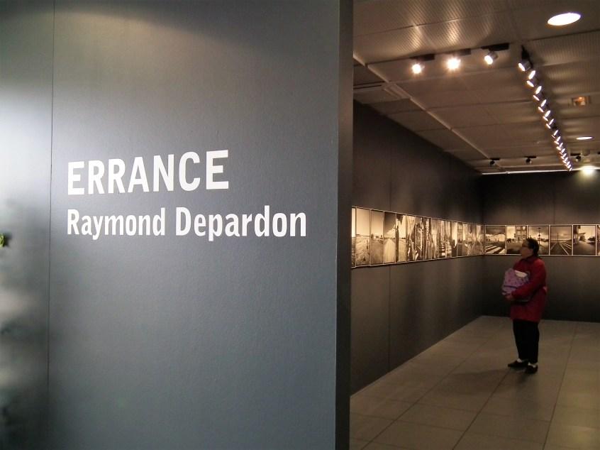 expo Raymond Depardon