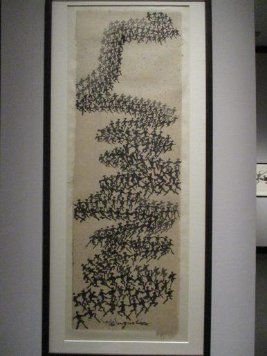 Lee Ungno, L'homme des foules