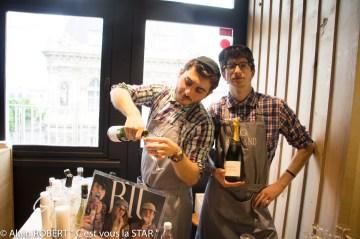 Se restaurer au BHV : Big Fernand et Marlette