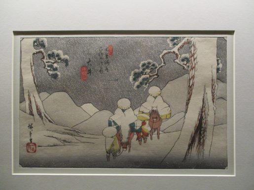 Paysages japonais, de Hokusai à Hasui
