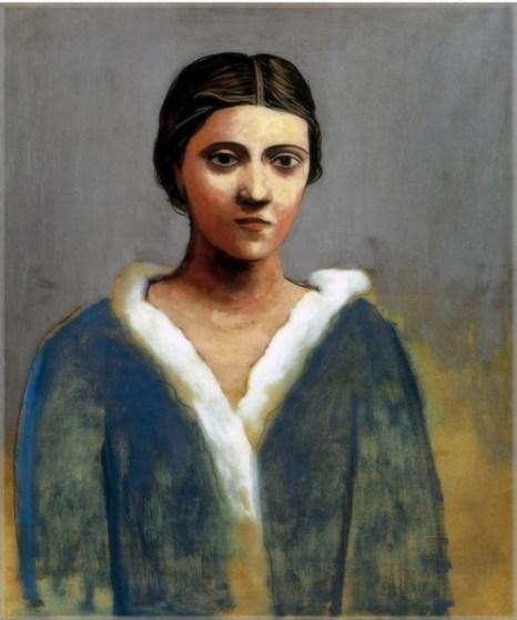 Olga Picasso, muse et femme du maître
