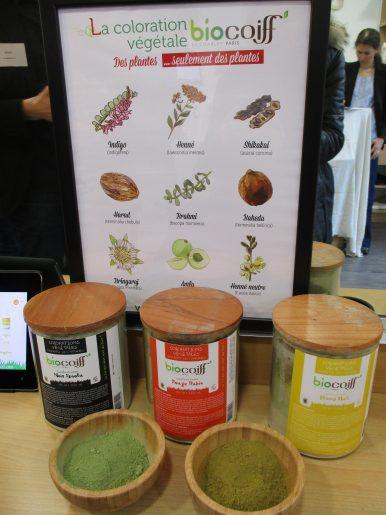 Biocoiff', des salons 100% bio
