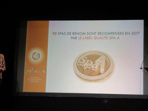 Label qualité SPA-A 2017