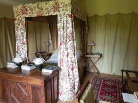 La chambre la marquise de Segnelay