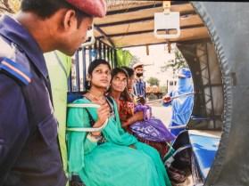 Trafic des Femmes au Népal par Lizzie Sadin