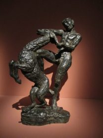 Bourdelle et l'antique. Une passion moderne