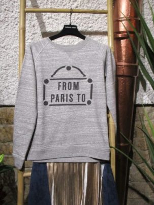 Floriane Fosso : From Paris to