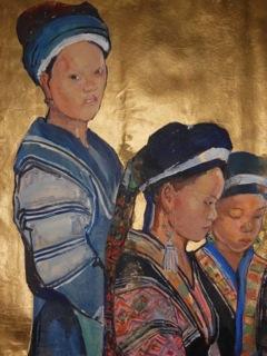 Peintures des lointains.