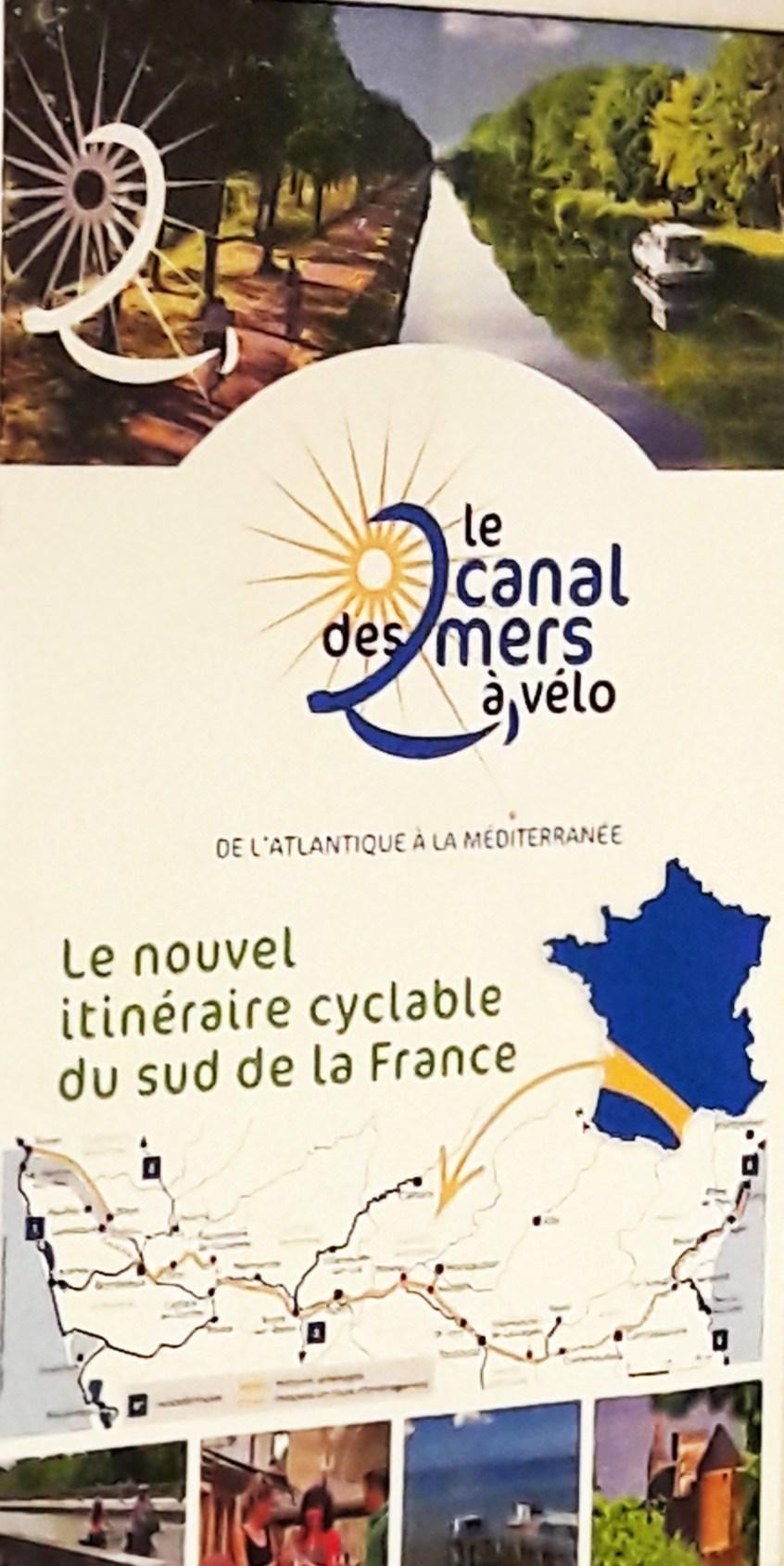 Le Canal des 2 mers à vélo
