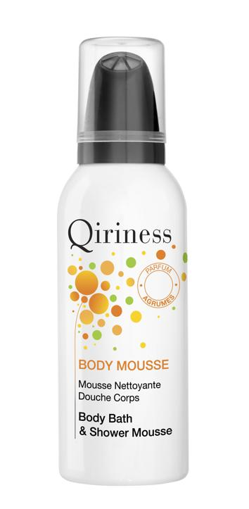 Body Mousse Agrumes - Qiriness