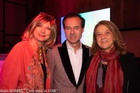 Brigitte Mancel, Stéphane Ruffier Meray, Véronique Grange-Spahis