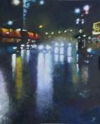 Nuit tranquille à Clichy-Huile-120x100-2012