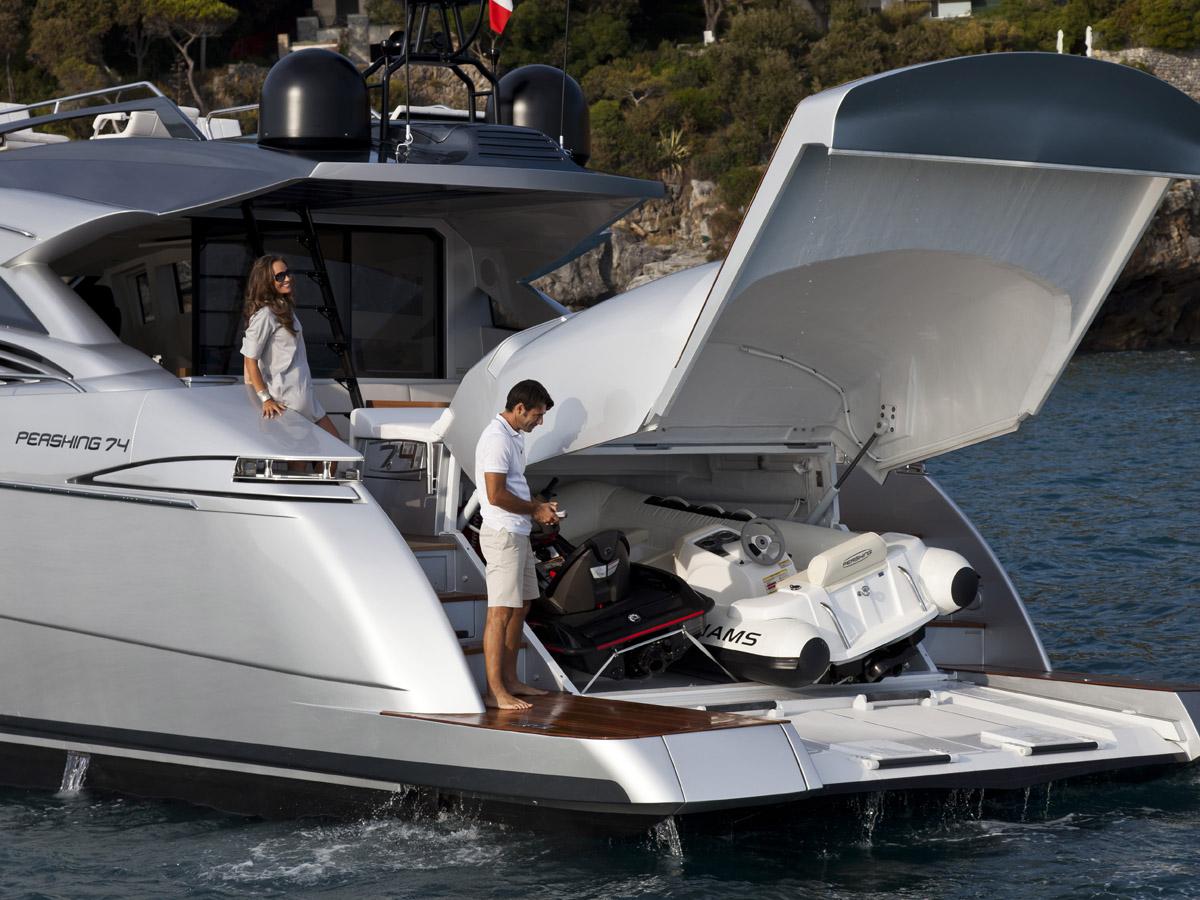 Pershing 74 Ita Yachts Canada Ita Yachts Canada