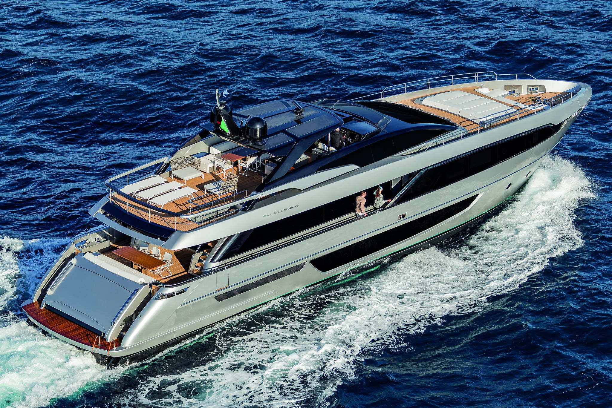 New Riva Corsaro Ita Yachts Canada Ita Yachts Canada