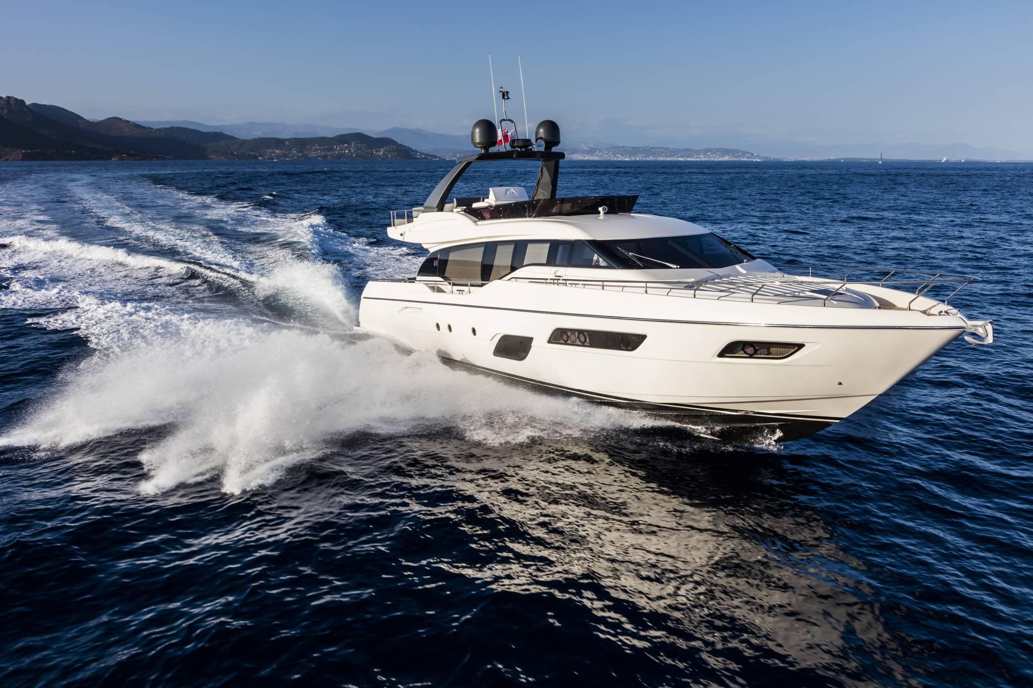 Ferretti 700 Ita Yachts Canada Ita Yachts Canada