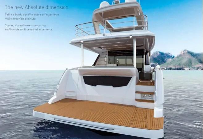 New Absolute Yacht 62 Flybridge