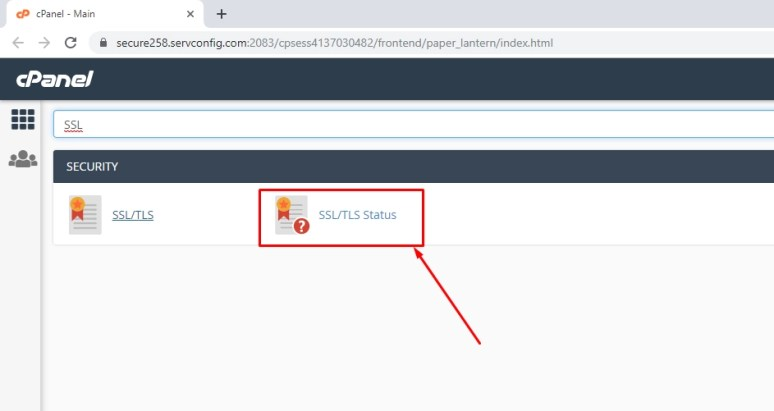 how to use ssl in cpanel part-01