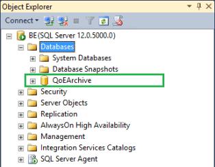 CQD-Archive-DB