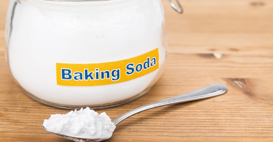 Baking Soda Bathtub Scrub