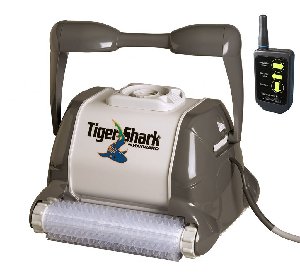 Hayward RC9955 TigerShark Plus Automatic Robotic Pool Cleaner