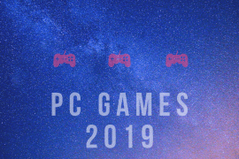 New PC games in 2019