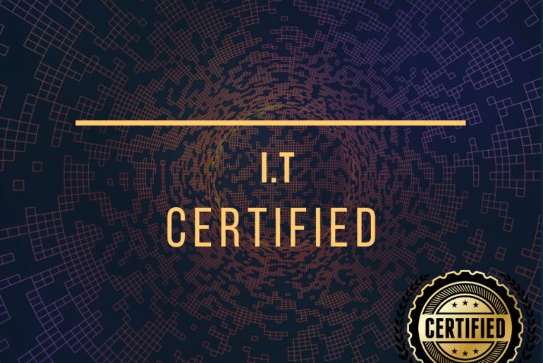 IT Certifications 2019