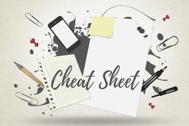 Cheatsheet: Red Team vs Blue Team