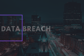 data breaches and cyber attacks in May 2019