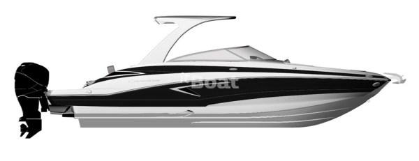 Crownline E 305 XS — Каталог itBoat